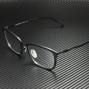 Mens Burberry 54mm Matte Black Burberry Glasses